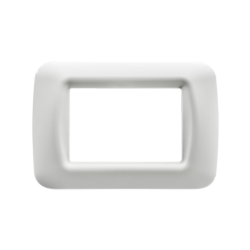 מסגרות גוויס SYSTEM - מסגרת לבנה 3 מקום