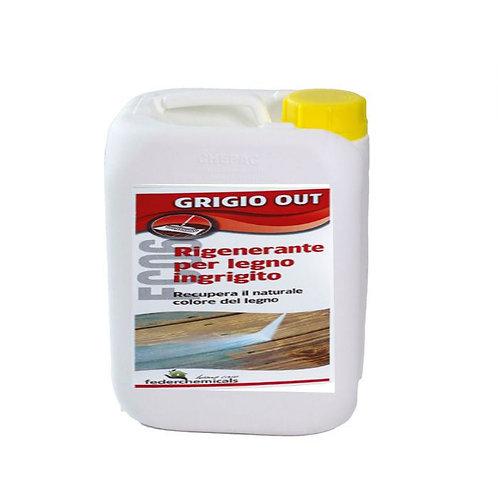 חומר מרענן לעץ שהאפיר 5 ליטר GRIGIO OUT