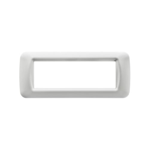 מסגרות גוויס SYSTEM - מסגרת לבנה 6 מקום