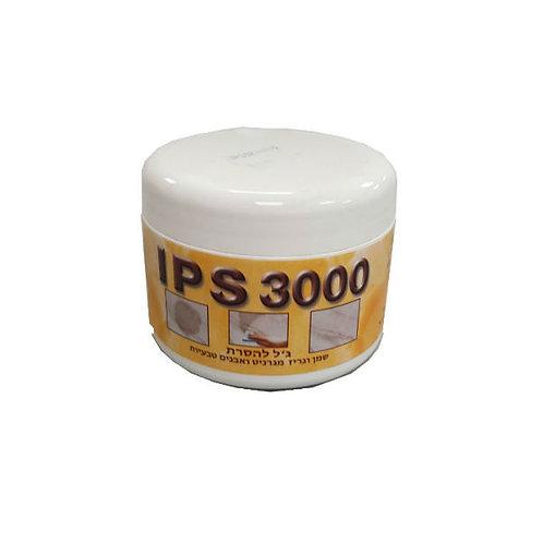 משחה להסרת כתמי שומן קשים IPS 3000