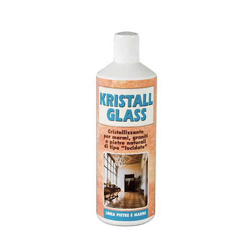משקם ברק במשטחי שיש ואבן טבעית 1 ליטר KRISTALL GLASS