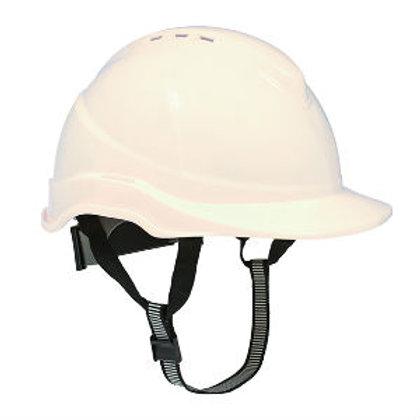 כובע מגן מנהלים לבן SIGNET