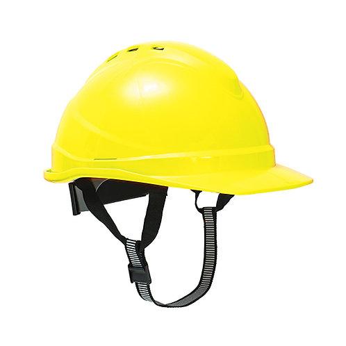 כובע מגן מנהלים צהובSIGNET