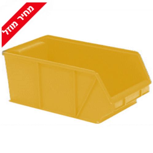 ארקלית מס' 1 צבע צהוב אריזה 12 יח'