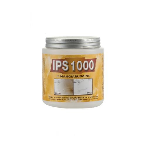 """מסיר כתמי חלודה מאבן 1 ק""""ג I.P.S 1000"""