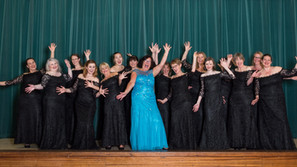 Chanteuse returns! This is why we sing!