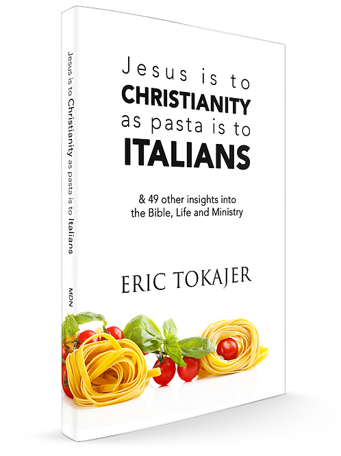 Jesus is to Christianity as Pasta is to Italians