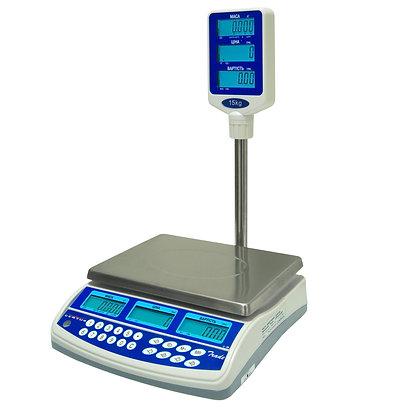 Торговые весы Trade СТРд-15/30-5/10 (до 30 кг)