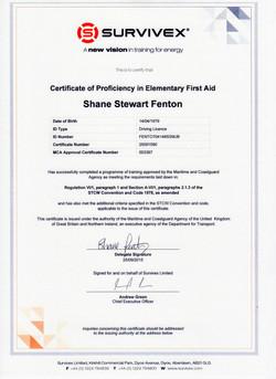 STCW Elementary First Aid-1