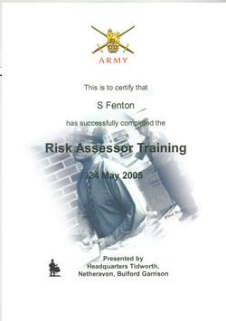 HSE Risk Assessor