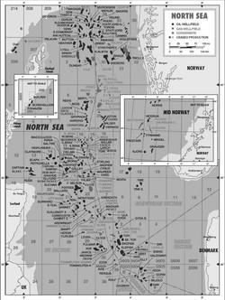 North Sea Map 2
