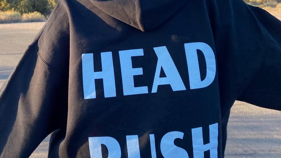 HEAD RUSH HOODIE