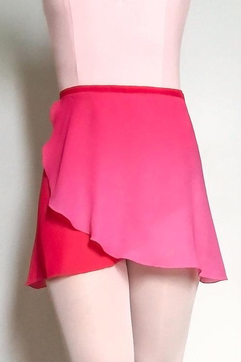 Gradience Wrap Skirts