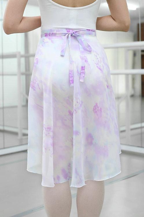 Purple Marble Rehearsal Skirt