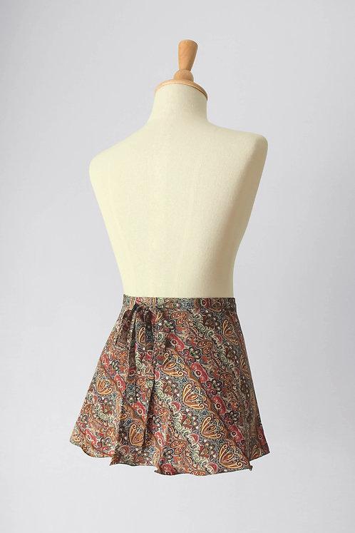 Pia Wrap Skirt