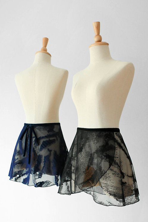Luxe Wrap Skirt