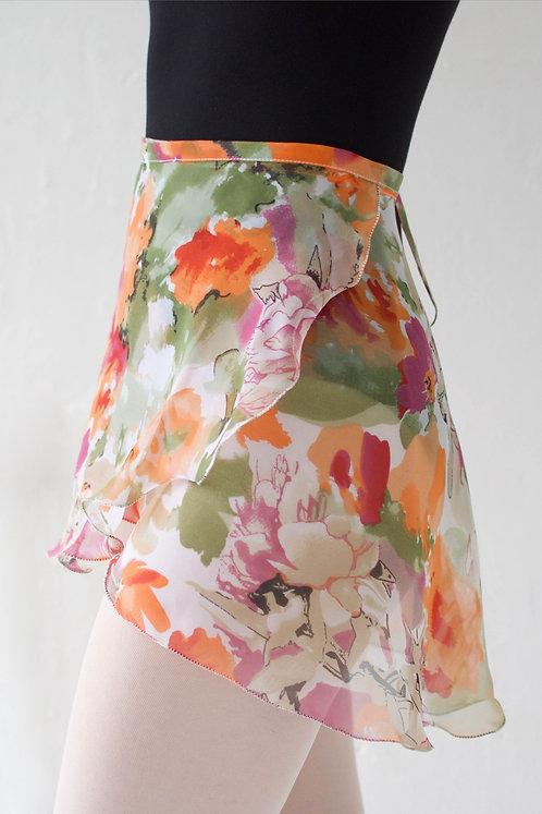Spring Wrap Skirt