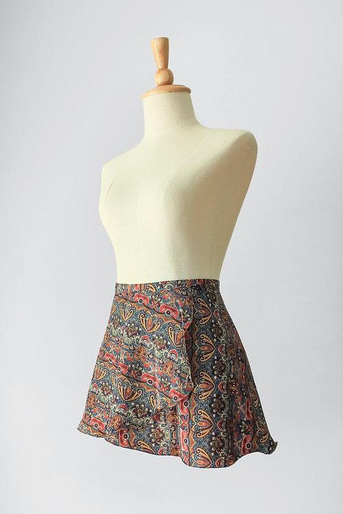Prisha Wrap Skirt
