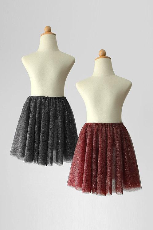 Sparkle Pull-On Skirt