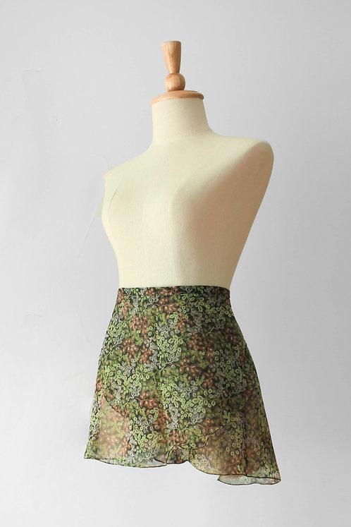 Forest Wrap Skirt