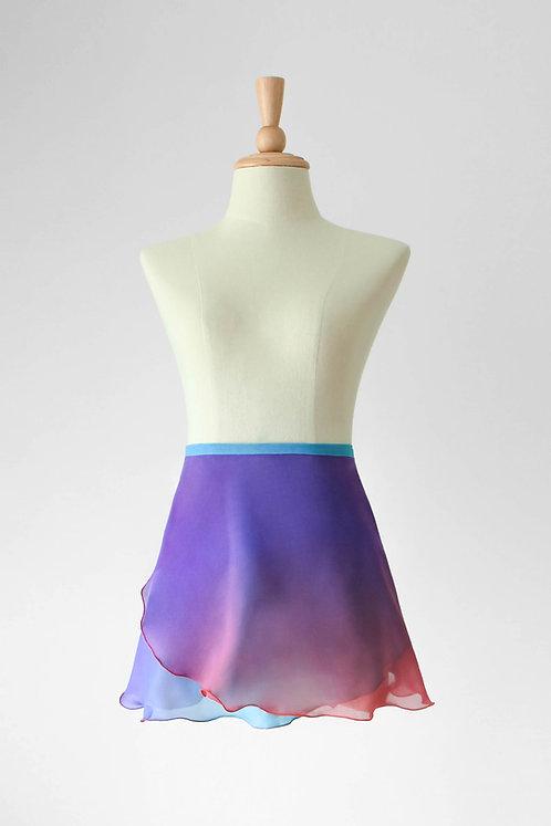 Gradience Short Wrap Skirts