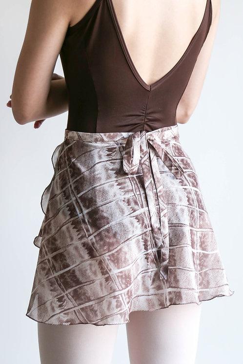 Brownie Wrap Skirt