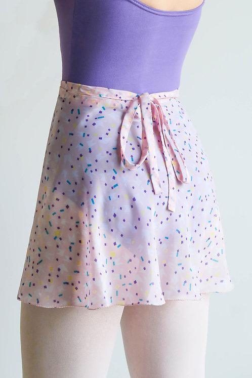 Confetti Wrap Skirt