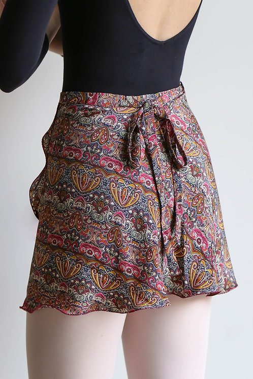 Pia Wrap Skirt