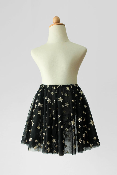 Twinkle Star Pull-On Skirt