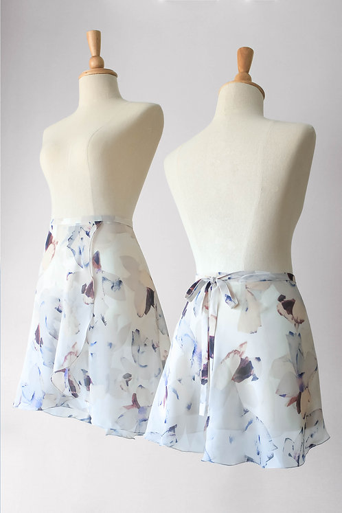 Magnolia Wrap Skirt