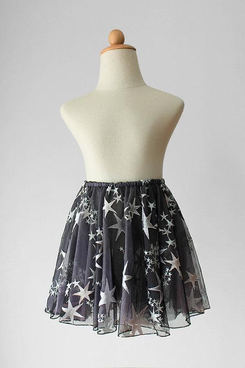 Stars Pull-On Skirt
