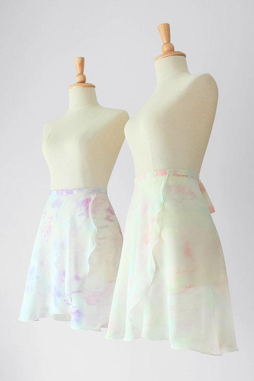 Marble Medium Wrap Skirt