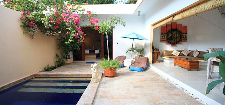 Villa Bella - One bedroom with private pool