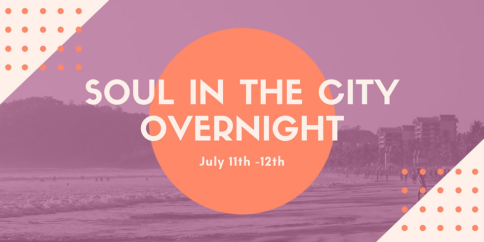 Soul in the City Overnight