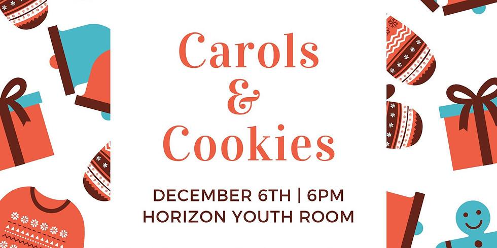 Carols and Cookies