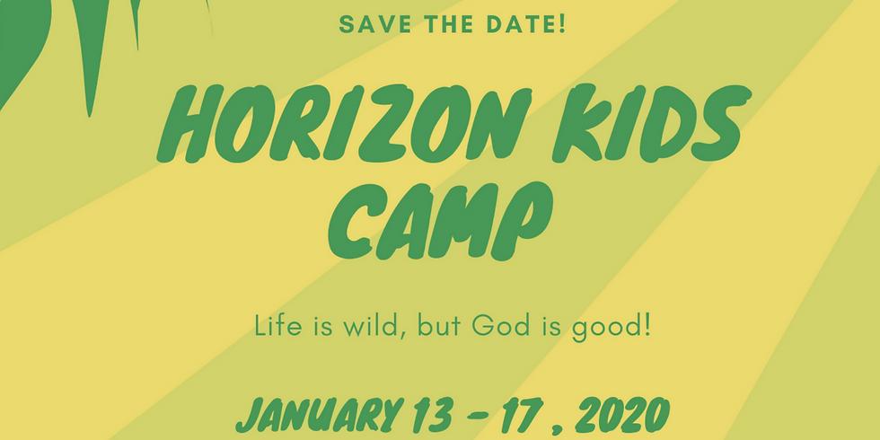 ROAR Kids Camp