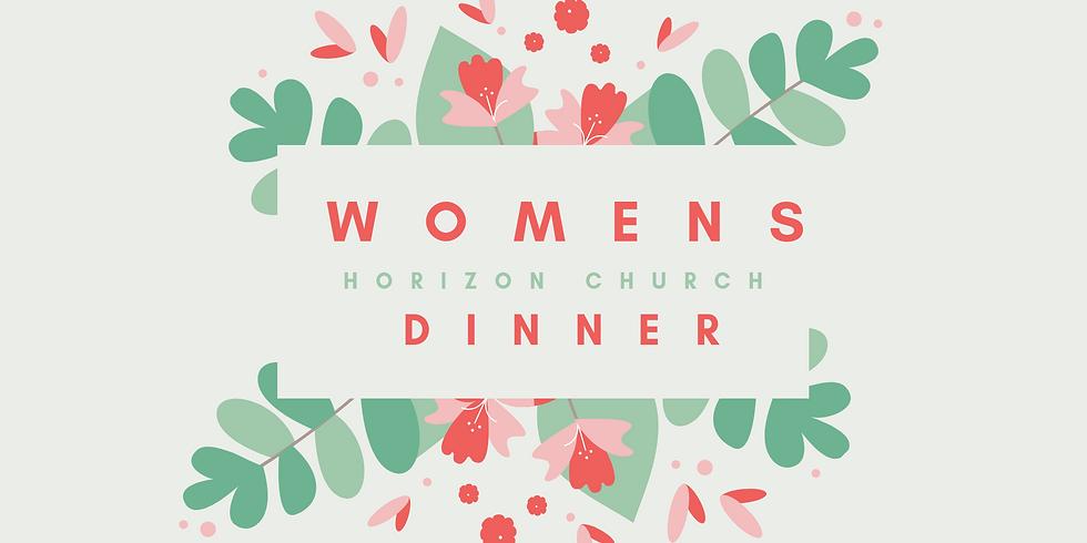 Womens Dinner