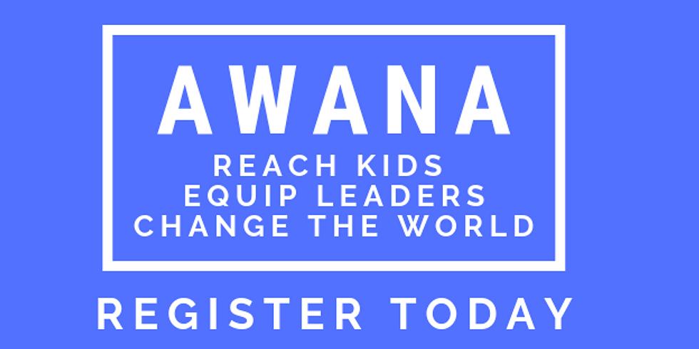 Awana Launch Day