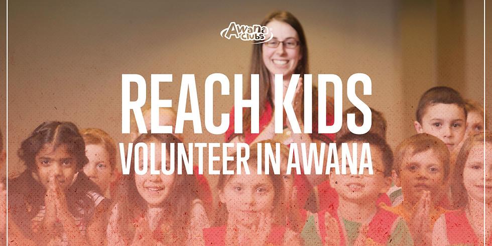 Awana Jaco Volunteer Meeting