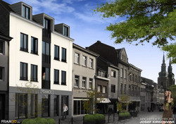 KLOSTERSTRASSE IN PLANUNG