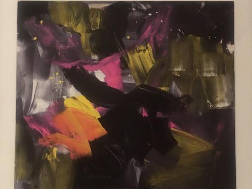 William Turner Gallery, Ed Moses Exhibition