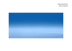 lue Series 001 Blue on Blue #5
