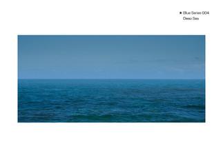 Blue Series 004 Deep Sea