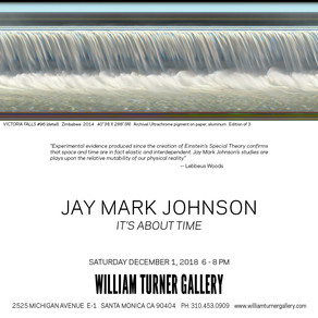 William Turner Gallery Jay Mark Johnson Exhibition