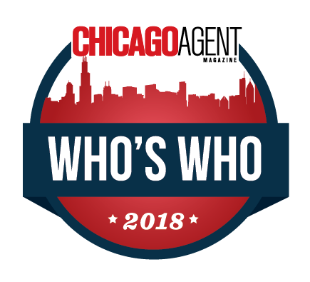 Who's Who Chicago Agent Badge