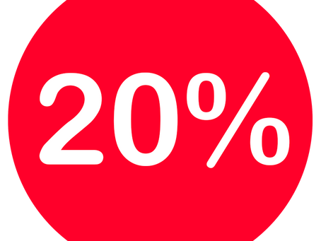 20% Wochen bei modissimo