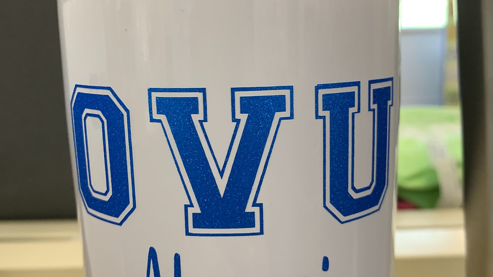 OVU Alumni Travel Mug