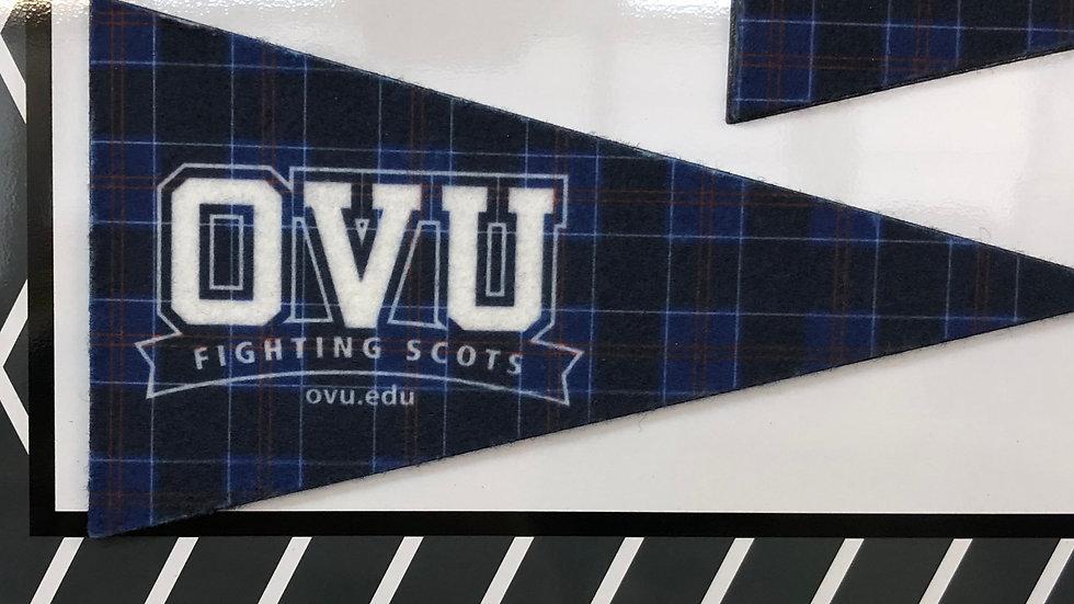 OVU Flag Magnet