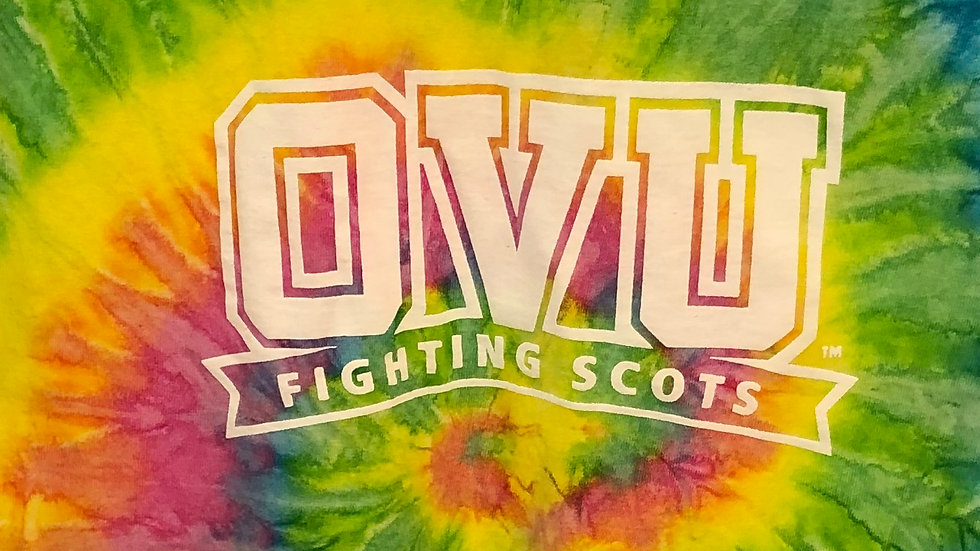 Tie-Dye OVU Short Sleeve Shirt