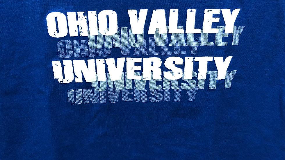 Ohio Valley University Shadow Short Sleeve Shirt
